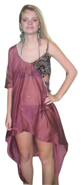 Preload https://item2.tradesy.com/images/dianka-mauve-swimsuit-cover-3060706-0-0.jpg?width=400&height=650