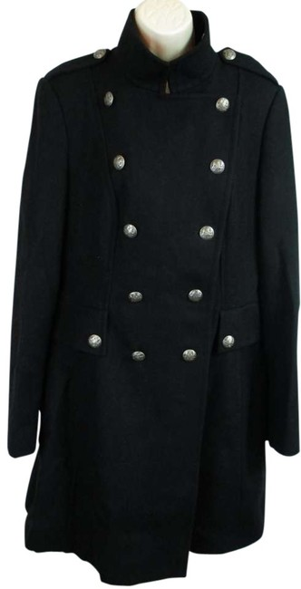 Victoria's Secret Coco_trade Military Fashionista Pea Coat