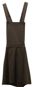 Forever 21 short dress Charcoal grey on Tradesy