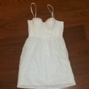 Moda International short dress White on Tradesy