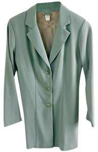 Sans Souci Long dove-grey Blazer