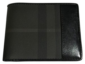 Burberry Burberry Check Print Bifold Men's Wallet
