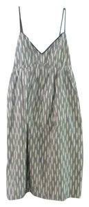 Converse short dress GRAY IKAT STRIPE One Star Est.1974 Nyc Style on Tradesy