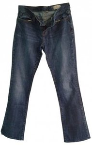 Gap 1969 Stretch Size: 4r Boot Cut Jeans-Medium Wash