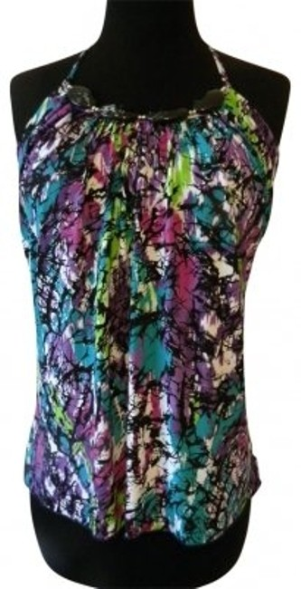 Preload https://item2.tradesy.com/images/bcx-multi-colored-beaded-halter-top-size-8-m-30656-0-0.jpg?width=400&height=650