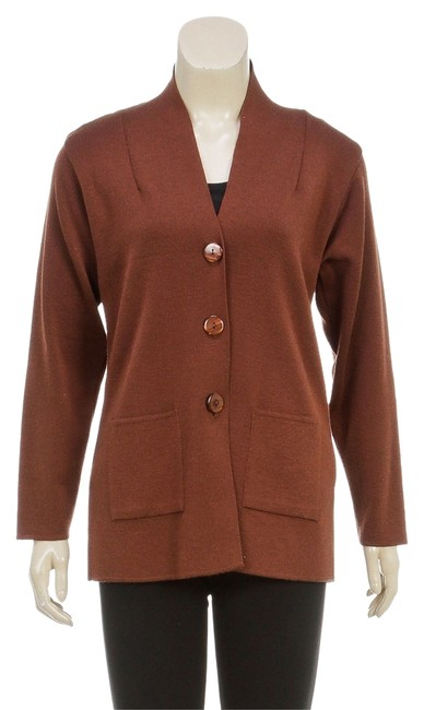 Preload https://item5.tradesy.com/images/monte-carlo-cardigan-brown-3065734-0-0.jpg?width=400&height=650
