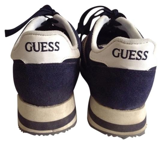 Preload https://item5.tradesy.com/images/guess-navy-and-white-sneakers-size-us-8-regular-m-b-3065869-0-1.jpg?width=440&height=440