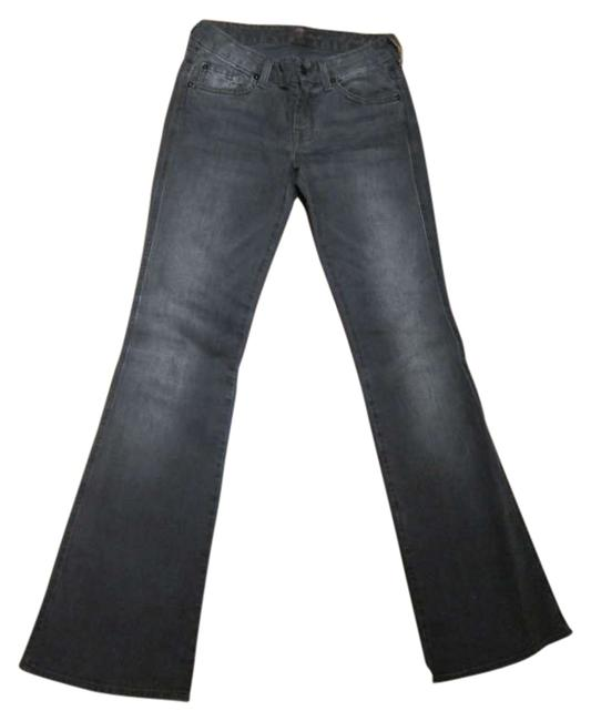 Preload https://item5.tradesy.com/images/7-for-all-mankind-flare-leg-jeans-washlook-306649-0-0.jpg?width=400&height=650