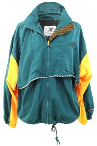New Balance Vintage New Balance Vintage Woman Designer Multicolor Athletic Bomber Jacket