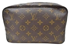 Louis Vuitton Browns Clutch