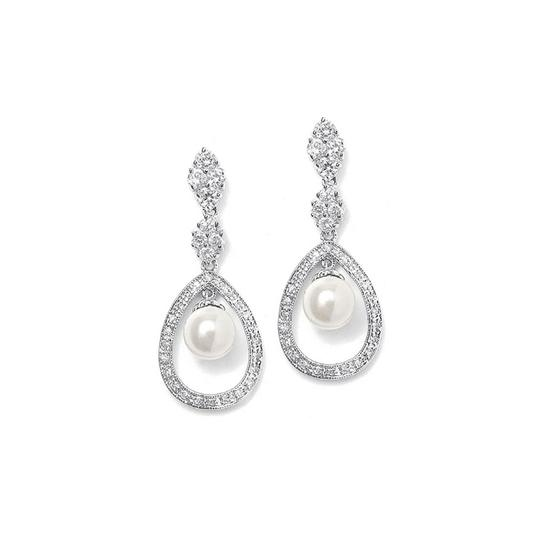 Preload https://item1.tradesy.com/images/mariell-silver-pave-cz-with-caged-pearl-700e-s-earrings-3067540-0-0.jpg?width=440&height=440