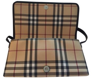 Burberry London Burberry Plaid Clutch