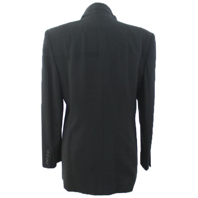 Ralph Lauren Lauren by Ralph Lauren Woman Designer Black Formal Blazer Size 12