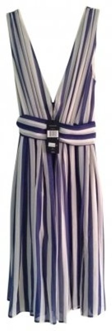 Preload https://item4.tradesy.com/images/tommy-hilfiger-blue-and-white-knee-length-night-out-dress-size-6-s-30678-0-0.jpg?width=400&height=650