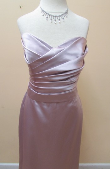 After Six Suede Rose 6628 Dress