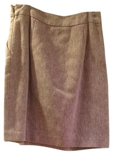 Anthropologie Skirt Tan