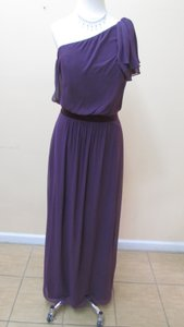 After Six Aubergine 6622 Dress