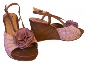 Social Occasions Blush Wedges