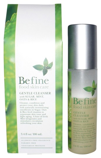 Other Befine Food Skin Care Gentle Cleanser 3.4 fl oz/100mL