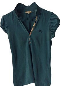 Burberry London Top Green