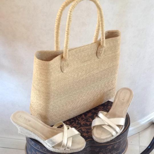 J.Crew Tote in Natural