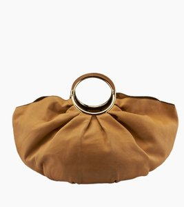 Dior Christian Soft Babe Tote in Beige