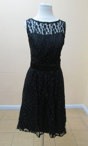After Six Black 6631 Dress