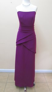 After Six Persian Plum 6635xx Dress