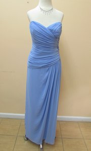 After Six Periwinkle 6641 Dress