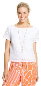 Lilly Pulitzer For Target Womens Crop Top
