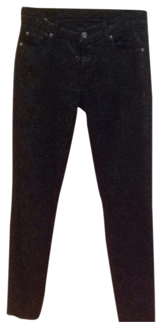 Item - Coated Skinny Jeans Size 28 (4, S)