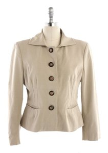 Moschino Tan Jacket