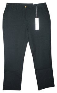 Chico's Brand New Capri/Cropped Pants Black