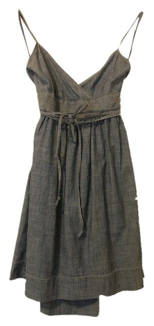 Ann Taylor LOFT short dress Chambray on Tradesy