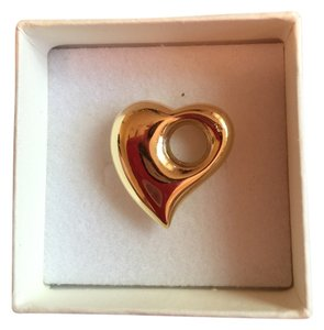 Jared 14K YELLOW GOLD HEART PENDANT