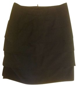 Larry Levine Skirt Black
