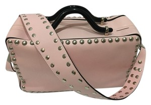 Margerie Satchel in pink