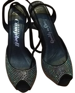 Jeffrey Campbell Black Pumps