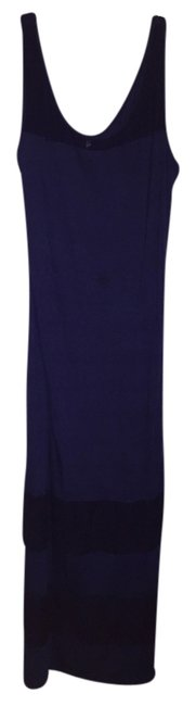 Blue navy Maxi Dress by Other