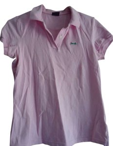Le Tigre Polo T Shirt Pink
