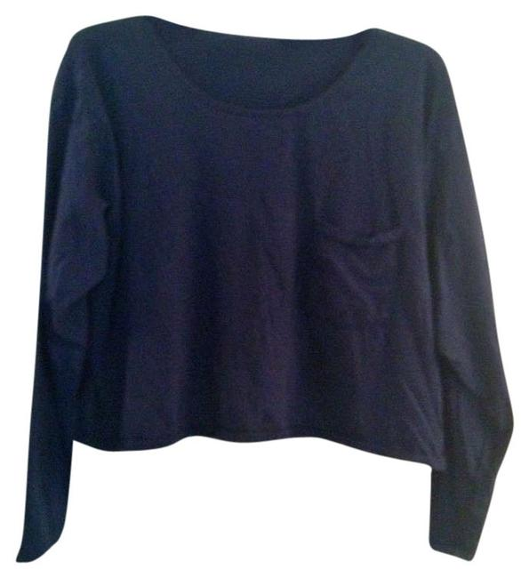 Preload https://item1.tradesy.com/images/american-apparel-navy-slouchy-crop-longsleeve-tee-shirt-size-os-one-size-307355-0-0.jpg?width=400&height=650