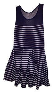 Other short dress Blue white on Tradesy