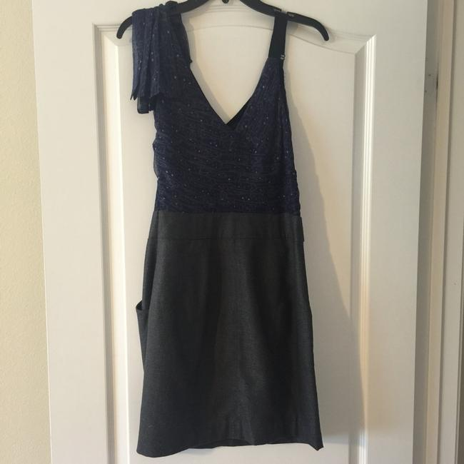 Hype short dress Asymmetric Unique Style Night Out Daily on Tradesy