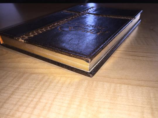 Soft Touch Classics Faux Leather & Python Journal ; Amazing Grace [ MissSundayBest ]