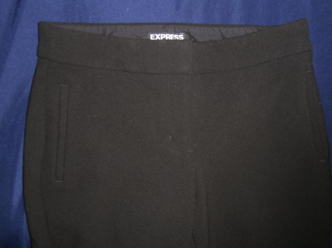 Express Stretchy Ankle Skinny Pants Black