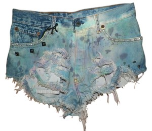Other Eco Friendly Hotpants Cut Off Shorts denim