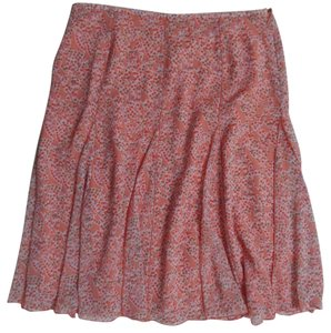 Ruby Rd. Skirt Multi ColorGeometric Print