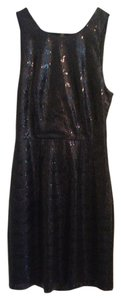 BCBGMAXAZRIA Lbd Homecoming Fitted Dress