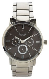 Kenneth Cole Kenneth Cole Male Dress Watch 10019442 Silver Analog