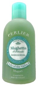PERLIER Perlier Mughetto Bango Schiuma Lily of The Valley Foam Bath